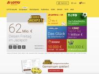 Lotto-Niedersachsen.de screenshort