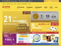 Lotto-bw.de screenshort