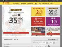Lotto-rlp.de screenshort