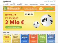 Lottohelden.de screenshort