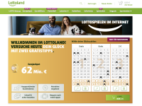 Lottoland.com screenshort