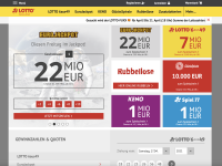 LottoSachsenAnhalt.de screenshort