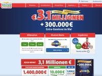 Postcode-lotterie.de screenshort