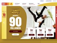 Lotto-brandenburg.de screenshort
