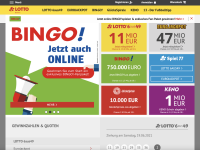 Lotto-bremen.de screenshort