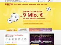 Lotto-hh.de screenshort