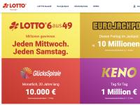 Lotto-thueringen.de screenshort