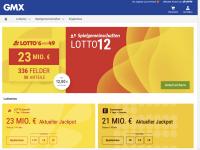 Lotto.gmx.de screenshort