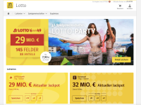 Lotto.web.de screenshort